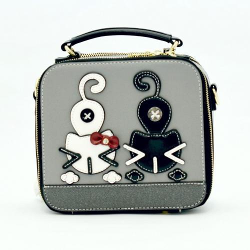 Originální dámský/dívčí kufřík Sammao, M1253-3