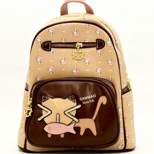 Originální dámský/dívčí batoh Sammao, M1282-4