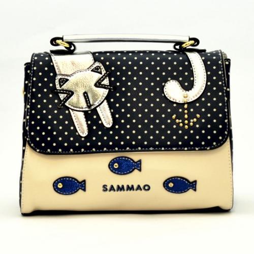 Originální dámská/dívčí kabelka  Sammao, M1297-2