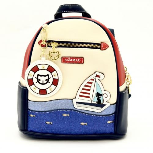Originální dámský/dívčí batoh Sammao, M1299-5
