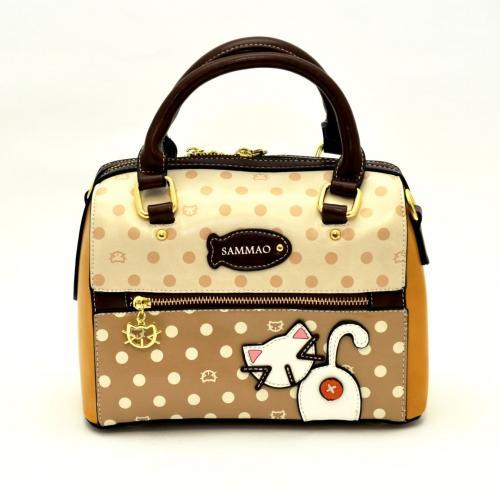 Originální dámská/dívčí kabelka  Sammao, M1310-2