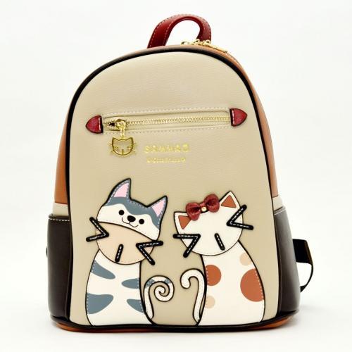 Originální dámský/dívčí batoh Sammao, M1311-4