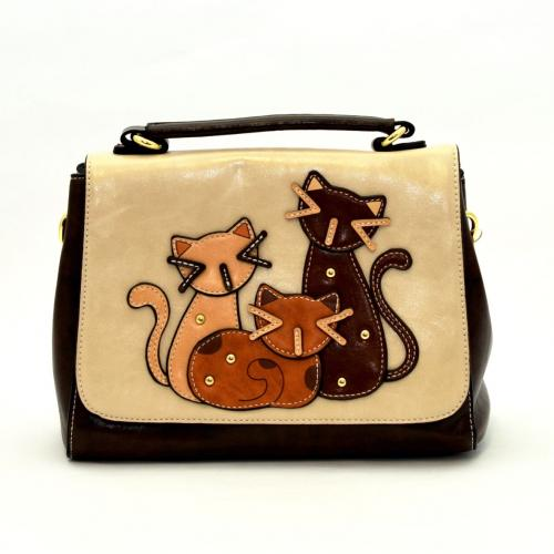 Originální dámská/dívčí kabelka  Sammao, M1274-2