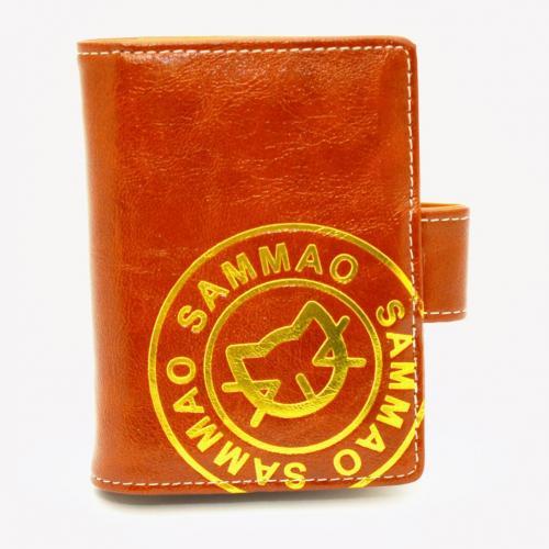 Originální dámské/dívčí pouzdro na karty Sammao, M2084-5