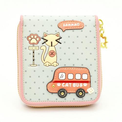 Originální dámská/dívčí peněženka Sammao, M2096-4