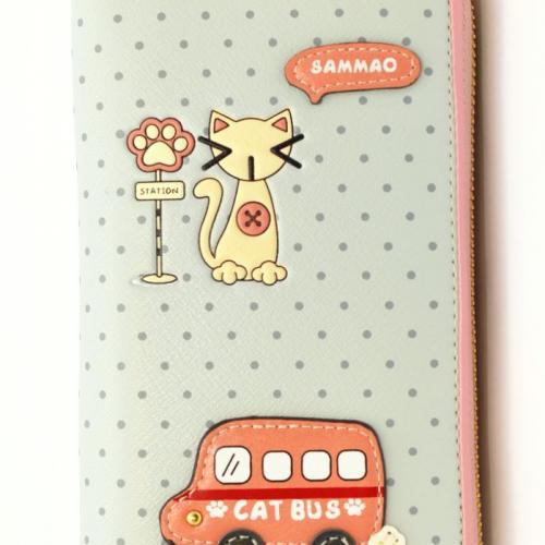 Originální dámská/dívčí peněženka Sammao, M2096-2