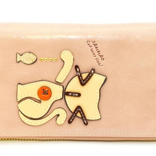 Originální dámská/dívčí peněženka Sammao, M2098-2