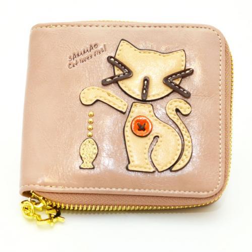 Originální dámská/dívčí peněženka Sammao, M2098-4