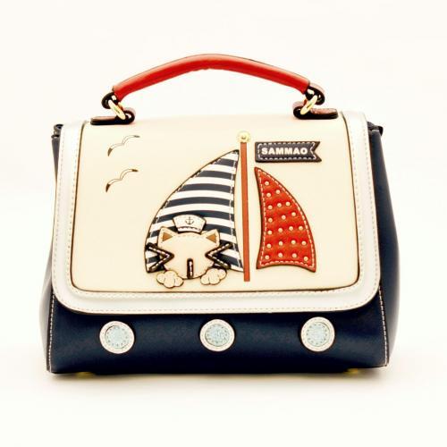 Originální dámská/dívčí kabelka  Sammao, M1289-1