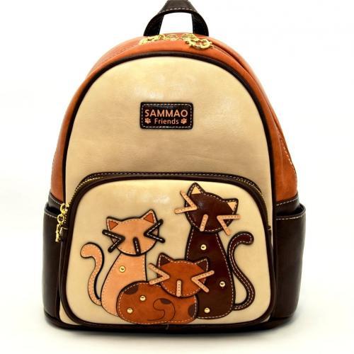 Originální dámský/dívčí batoh Sammao, M1274-4