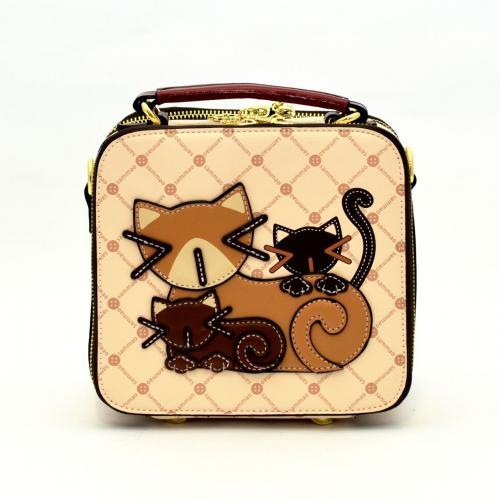 Originální dámský/dívčí kufřík Sammao, M1300-2