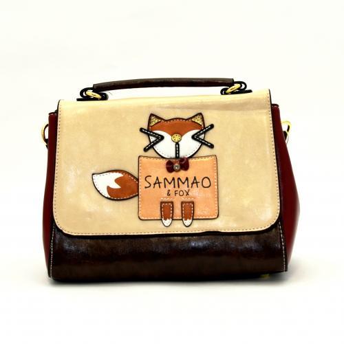 Originální dámská/dívčí kabelka  Sammao, M1298-2