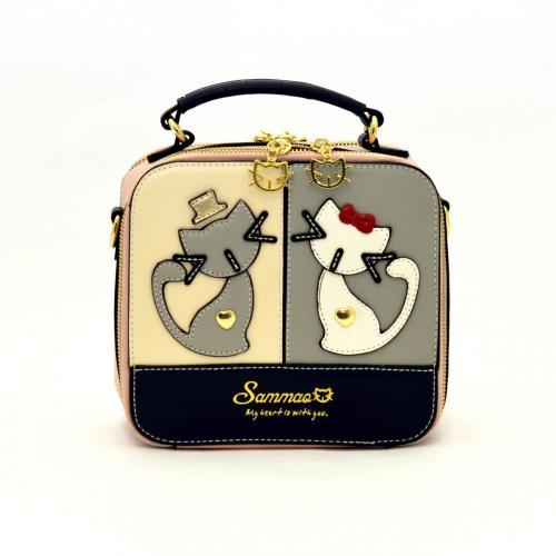 Originální dámský/dívčí kufřík Sammao, M1305-3