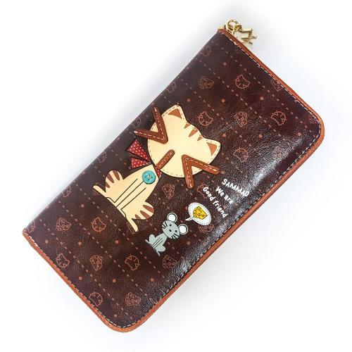 Originální dámská/dívčí peněženka Sammao, M2079-1